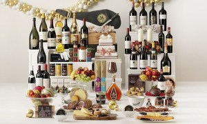 Most expensive Christmas gift hamper