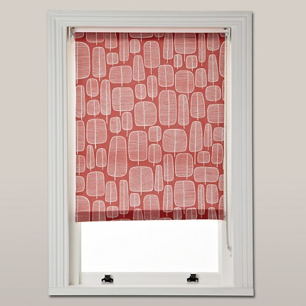 MissPrint Little trees designer roller blind