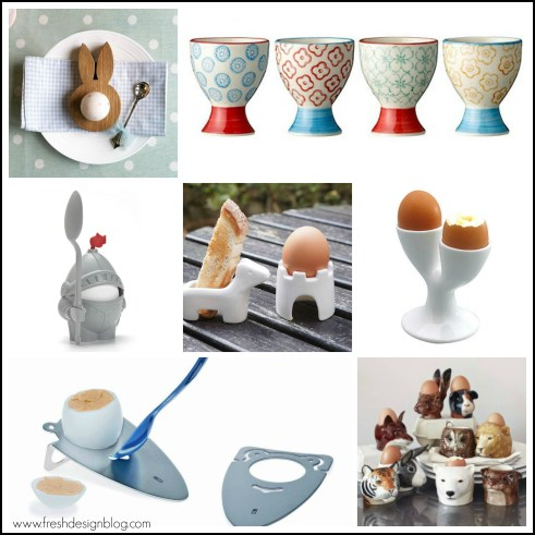 Easter egg cup ideas from Fresh Design Blog