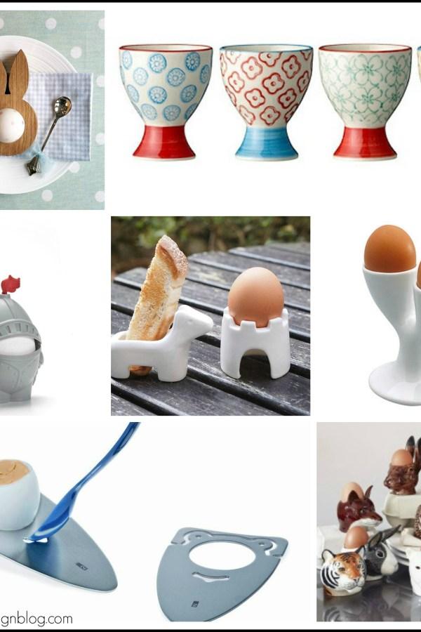 Egg-tastic Easter egg cups