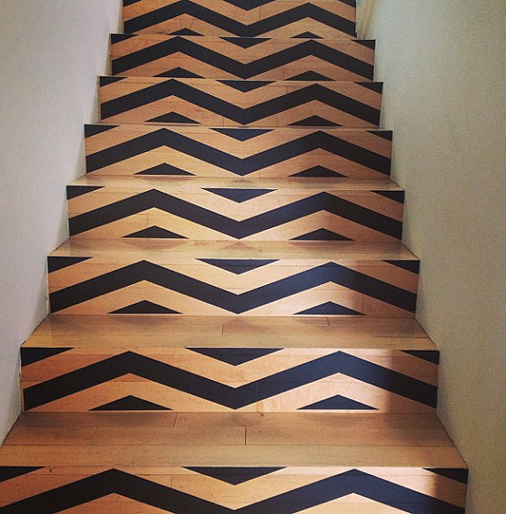 40 Brilliant Under The Stairs Employment Ideas: 10 Brilliant Ways To Decorate Your Stairs