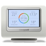 Heat your home the smart way with Honeywell evohome