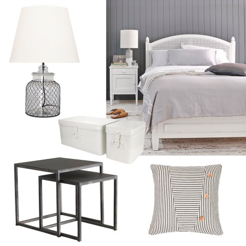 Decorate your home in monochrome