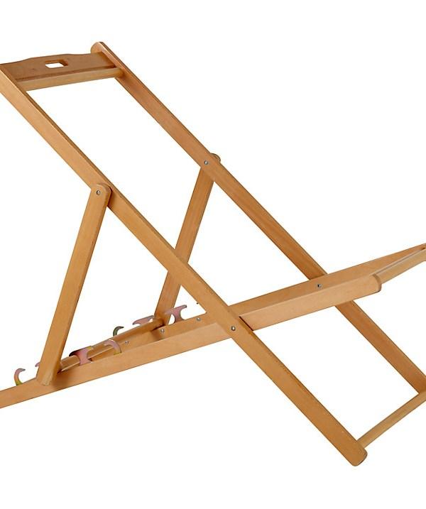 Create your own garden deck chair