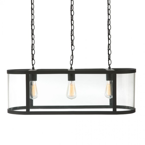 Bold statement pendant lighting