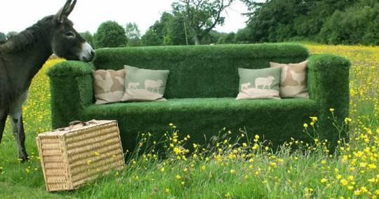 Funky garden furniture ideas from Fresh Design