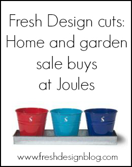Best buys from the Joules sale collated by Fresh Design Blog