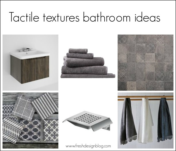 Bathroom decor ideas from Fresh Design Blog