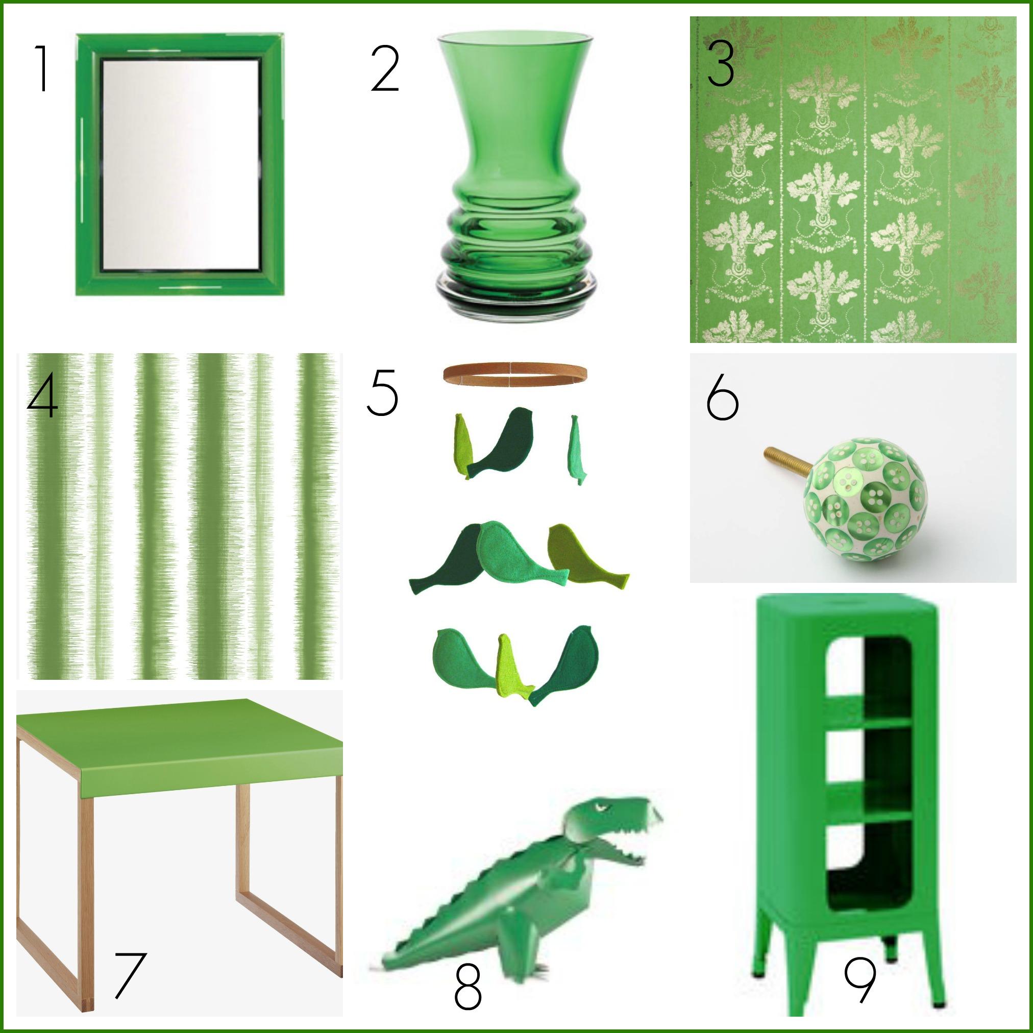 Fresh design colour green home decor and product ideas for Fresh design blog