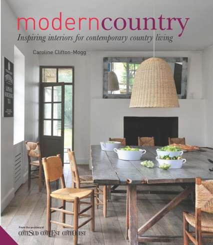 Modern Country interiors book reviewed by Fresh Design Blog