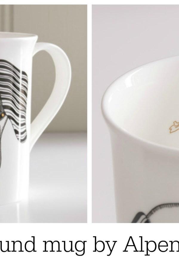 Fresh Design finds: Delightful dog mugs by Alpenfraulein