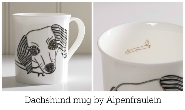 Fresh design blog reviews Alpenfraulein