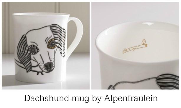 Fresh design blog reviews Alpenfraulein