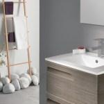 Four key bathroom furniture looks