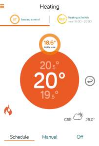 Free Hive smart heating system app download