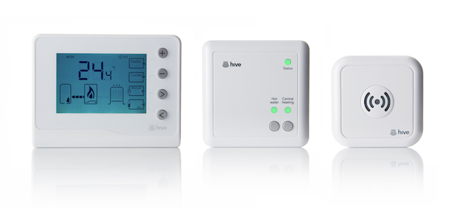 Review of Hive home heating by Fresh Design Blog