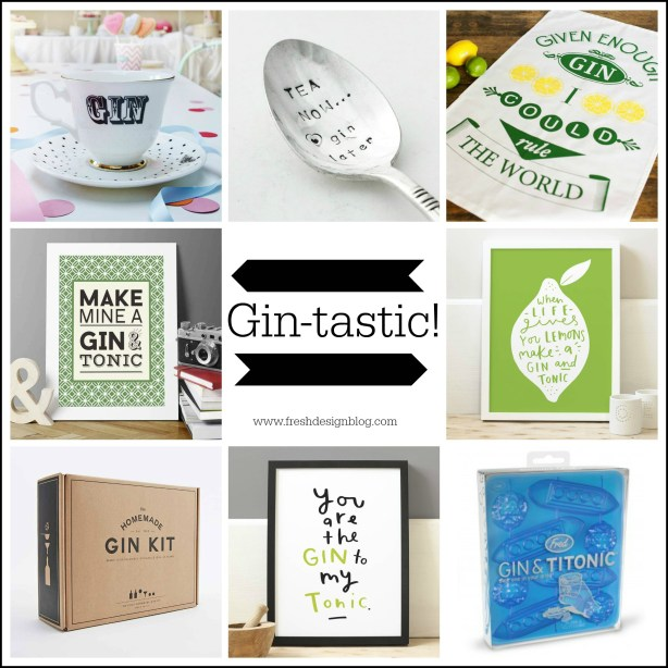 Fresh Design Friday tipple gintastic gin and tonic