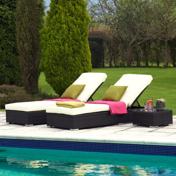 luxury garden furniture - Garden Furniture Loungers
