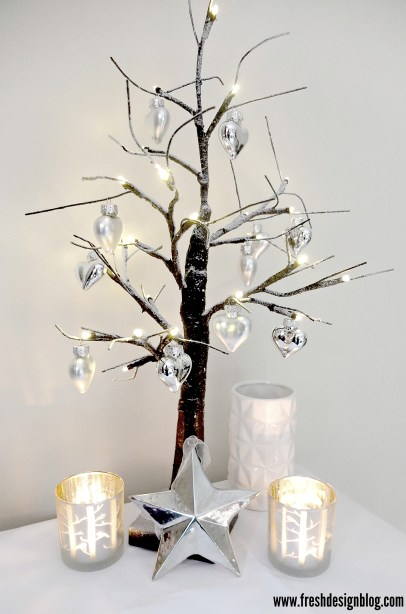 Fresh Design blog guide to creating a Nordic style Christmas