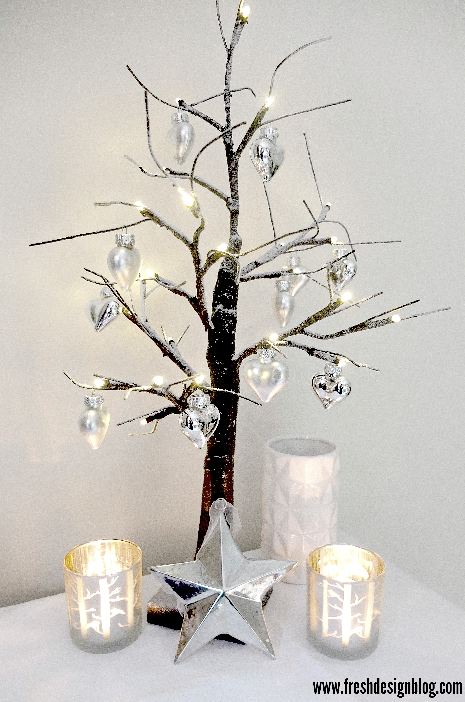 Five ways to create a Nordic Christmas style in your home ~ Fresh ...
