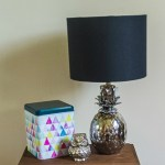 Stylish and affordable pineapple design lamp from Iconic Lights