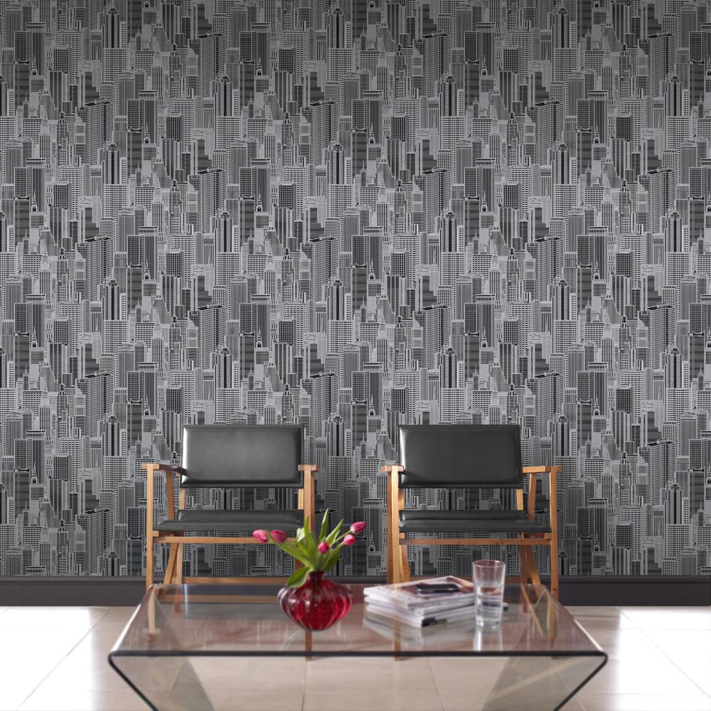 Living Room Wallpaper At Wilkinsons ...