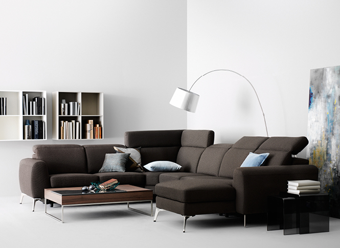 A Clever Modern Sofa Design Enhanced By Technology!
