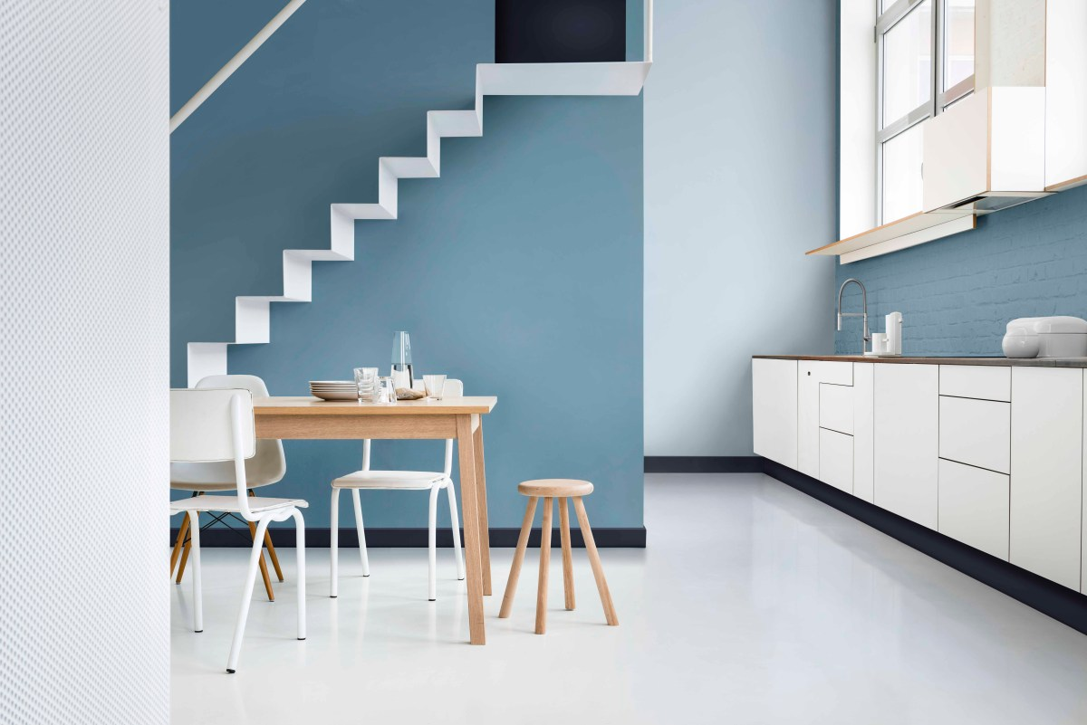 Denim Drift: Dulux paint Colour of the Year 2017