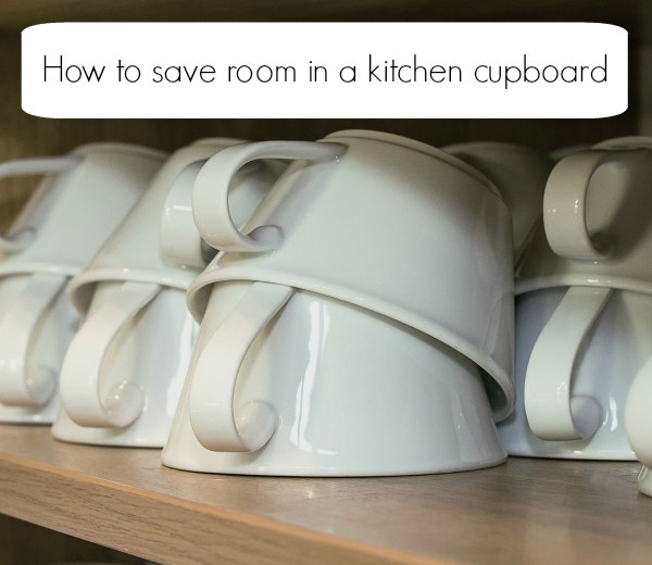 Kitchen space savers: Affordable ceramic stacking mug sets