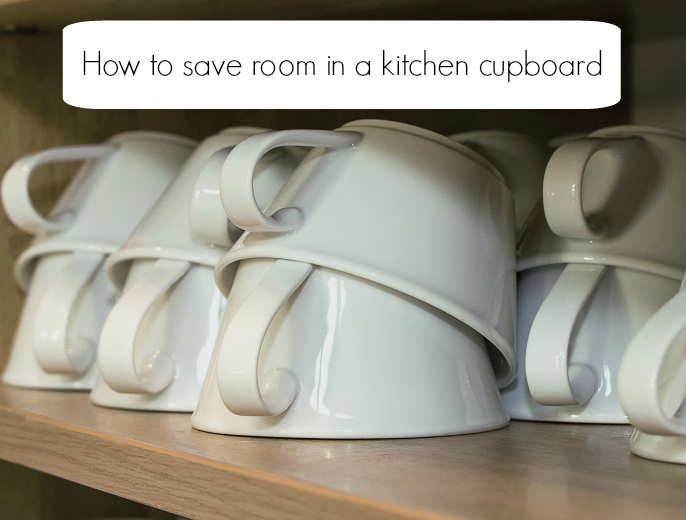 Tidy up your cupboards and save room, with these space saving stacking ceramics