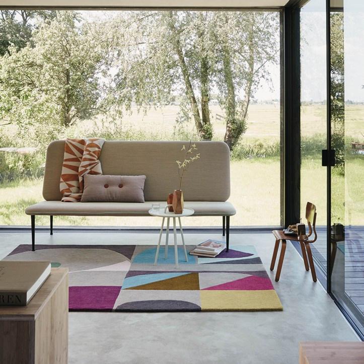 Lovely Estella Harmony modern rug from The Rug Seller