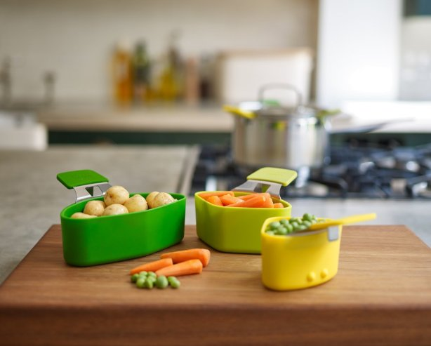Nest Steam three piece steaming pod system - functional, compact and a great design