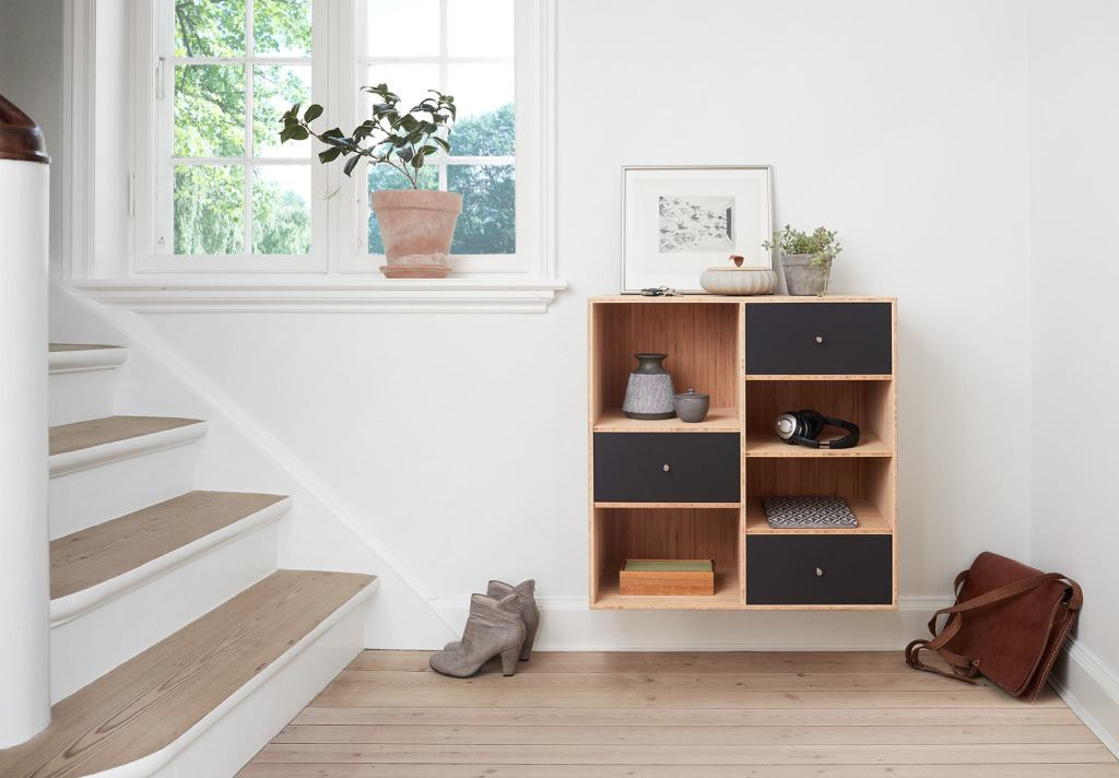 Making the most of corner storage options