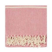 Pink tribal treasures blanket from TK Maxx