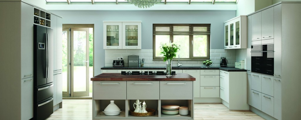 Discover what's hot in kitchen design trends for spring and summer