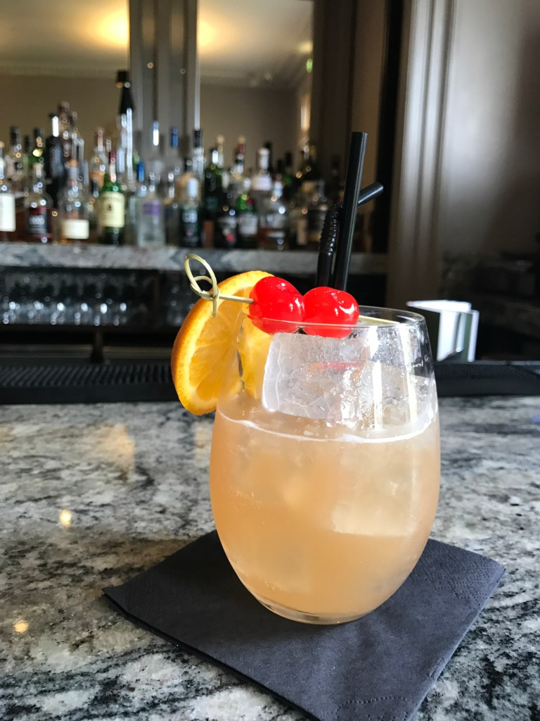 Celebrate World Gin Day with a special G & Tea cocktail!