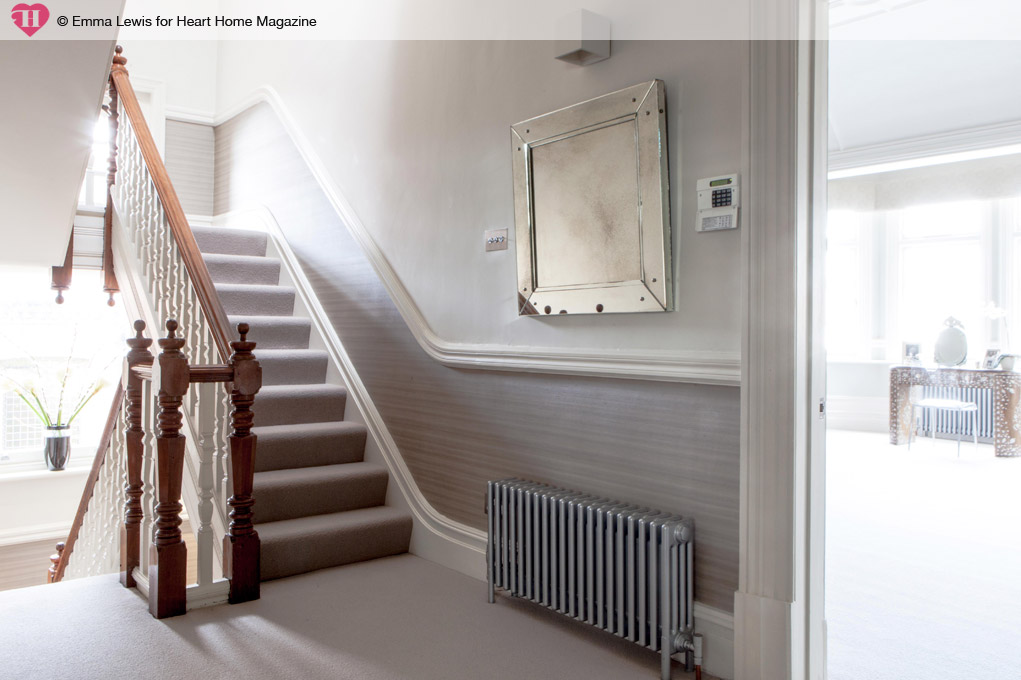 Lovely example of a decorative skirting board