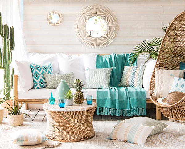 Six new 2018 home decor trends from Maisons du Monde