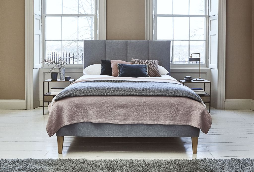Ideas for decorating your home using the colour combination of pink and grey