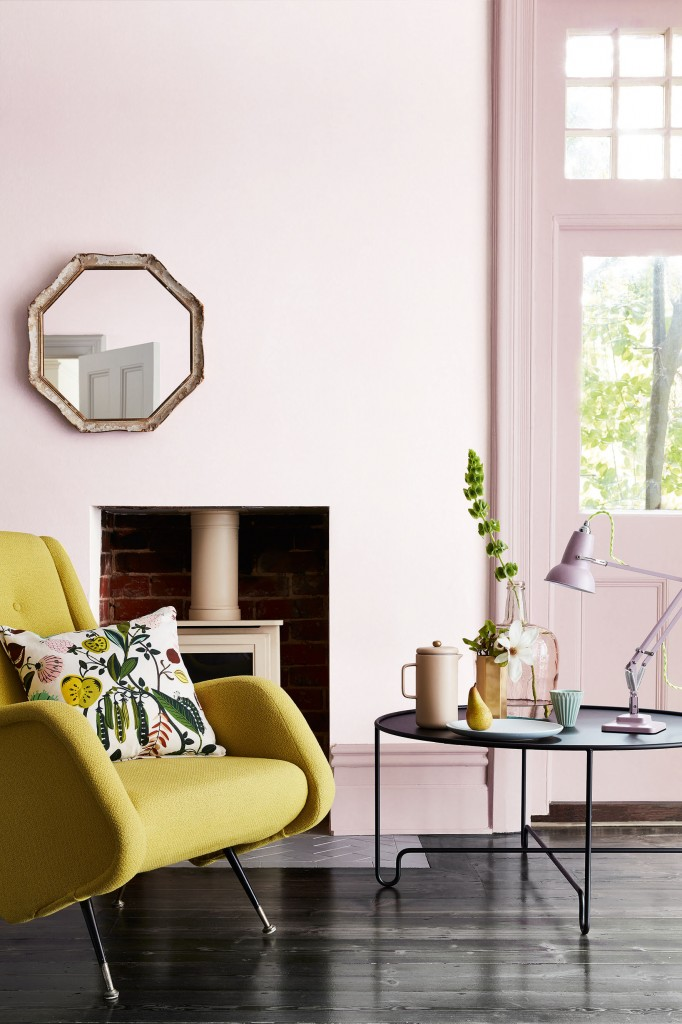 How to paint your skirting boards in tonal colours