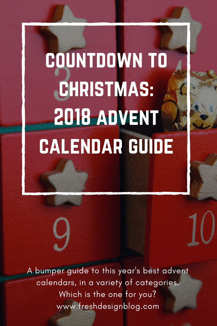 Looking for an advent calendar? Check out this bumper guide to the best advent calendars for adults this year.
