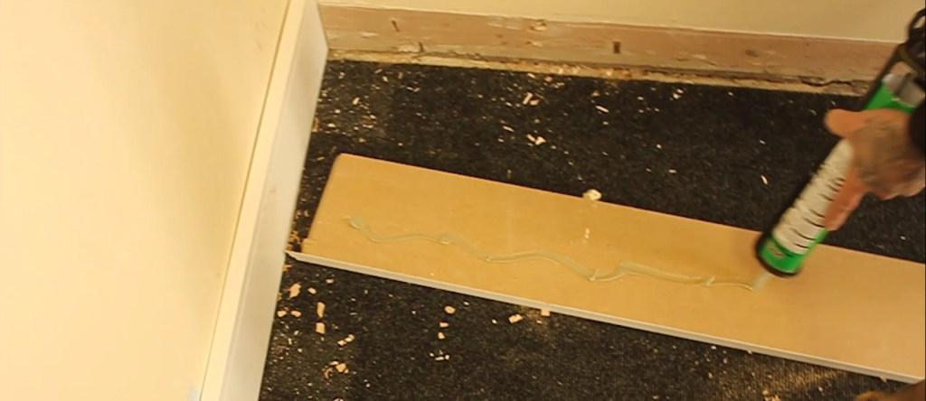 Learn how to effectively fit skirting board in your home