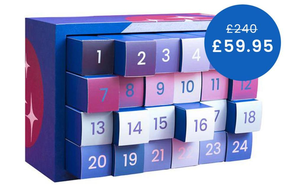 Countdown to Christmas with a poster a day with this unusual advent calendar