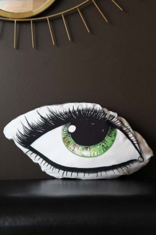 Cushion idea for a Halloween interior