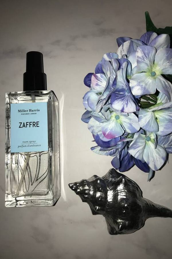 Miller Harris home collection: luxury perfumed room fragrances