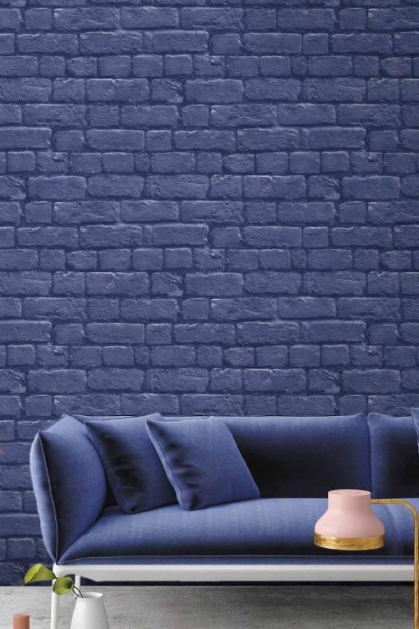 New year, new walls: Best blue wallpaper designs
