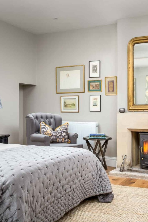 Country-Chic Interior Style: Inspiration from a Cotswolds Cottage