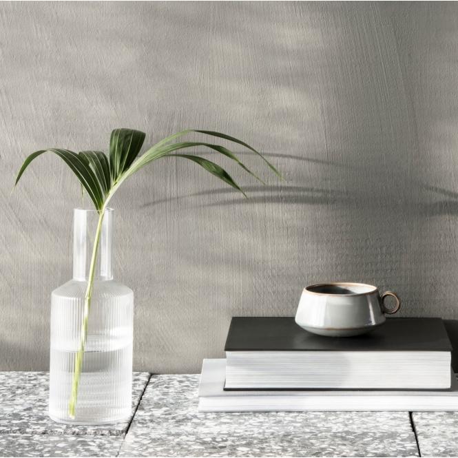 The Bauhaus style geometric cup