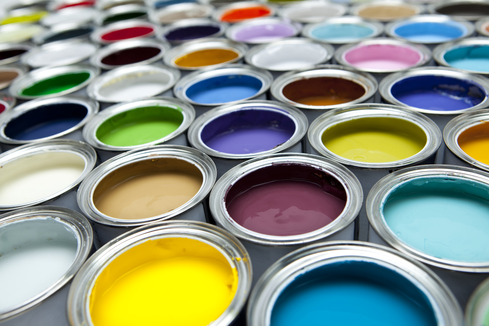 Use leftover paint to give new life to your home