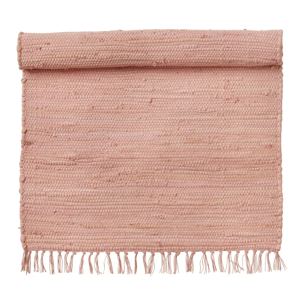 Decorate your home with nudes, like this nude rug